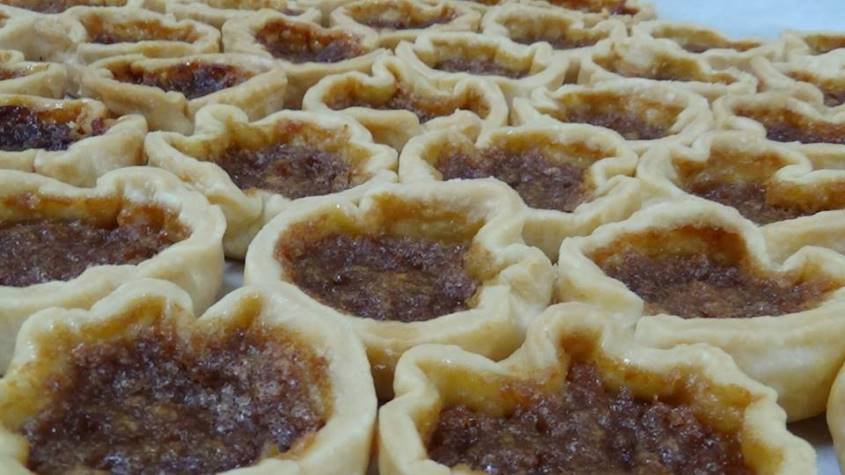 76cdc25bd The butter tart has become a classic staple on dessert menus across the  country. From the classic butter tart to pecan, caramel and even cola  flavoured, ...