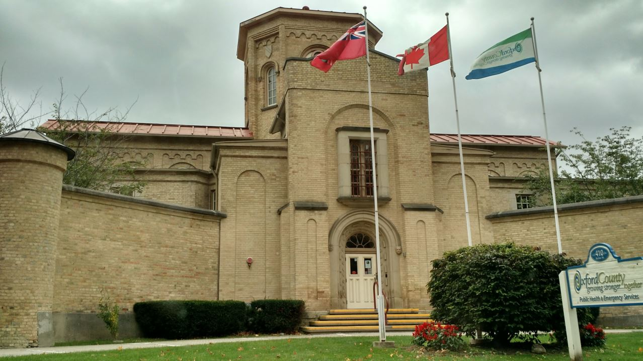 Crime and Punishment: Exploring Historic Courthouse Square in Woodstock